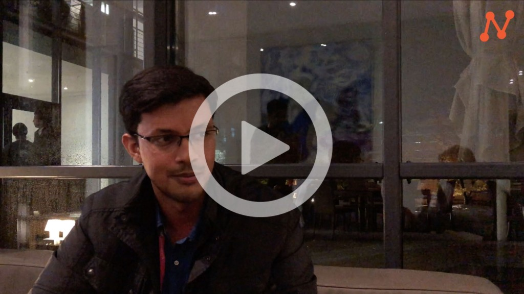 Interview with Dhanraj Vyas, Maruti Techlabs